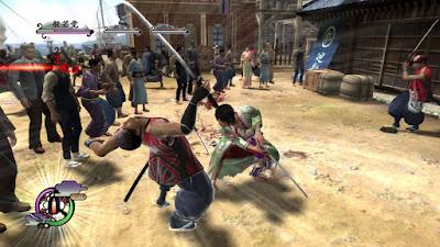Way of the Samurai 4 PC Full Version