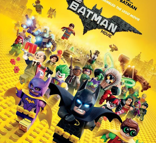 1/27/17: Giveaway for Tickets to The LEGO Batman Movie!