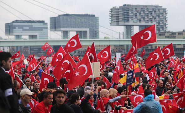 Τσαμπουκάς του Ερντογάν στη Μέρκελ