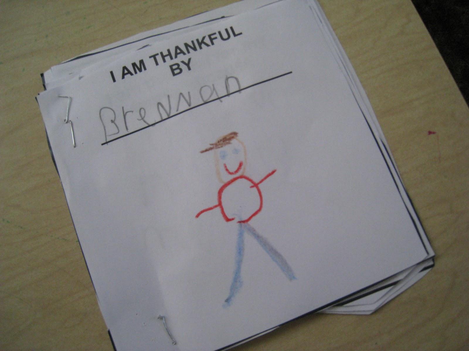 Thanksgiving Learning Fun