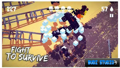 Fury Roads Survivor Mod Apk 2
