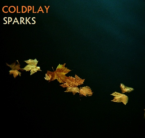 Coldplay Sparks Guitar Chords Lyrics Kunci Gitar