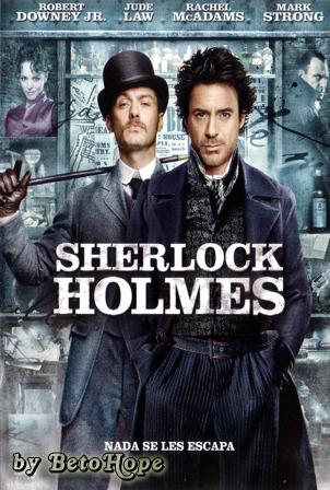 Sherlock Holmes [2009 HD 1080P Latino [Google Drive] LevellHD
