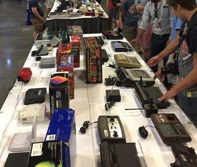 Classic Game Fest Museum