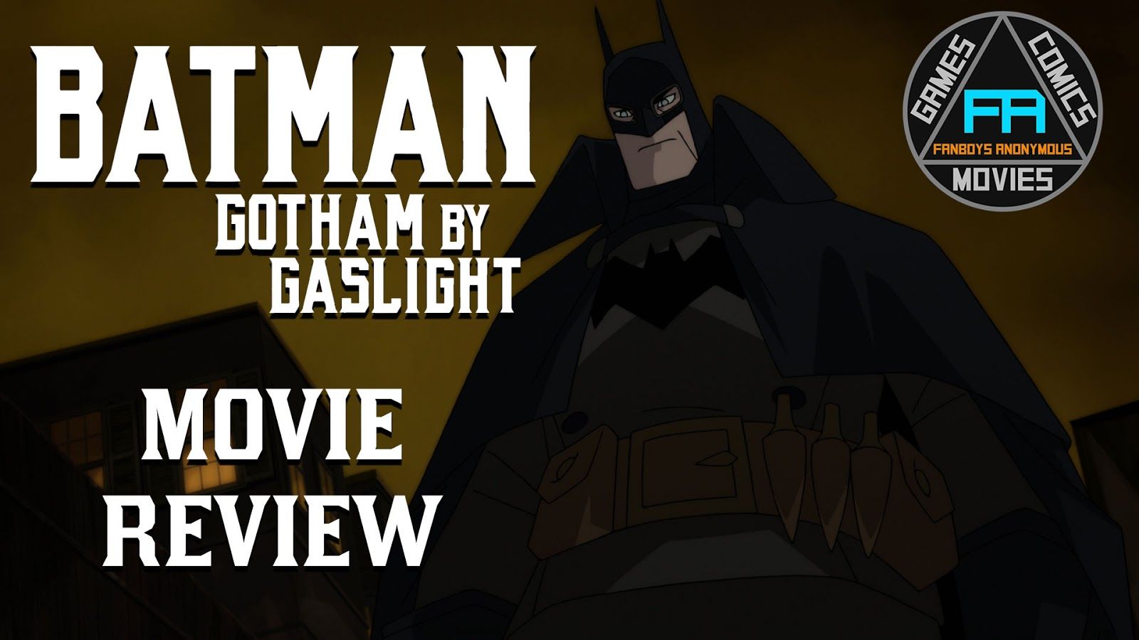 HD Batman: Gotham by Gaslight photos screen shots poster