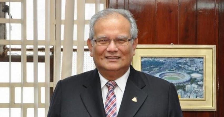 JORGE ALVA HURTADO: Rector de la UNI descartó ser Ministro de Educación en el Gabinete Villanueva
