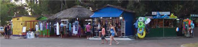 Balneario Las Cañas, Ciudades de Uruguay, Visitando Rio Negro,