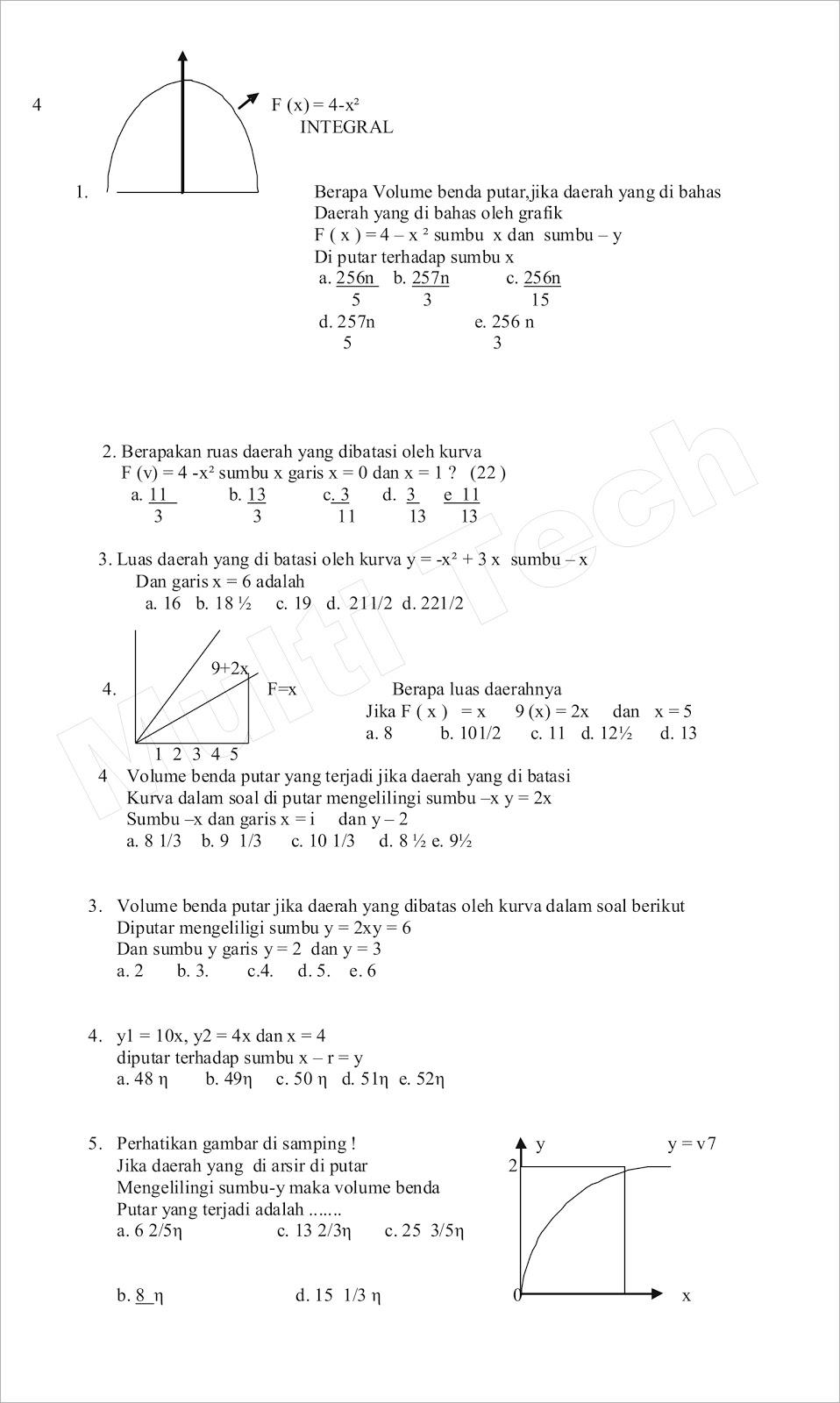 Contoh Soal Vektor Matematika Serta Jawaban Sma Kelas 12