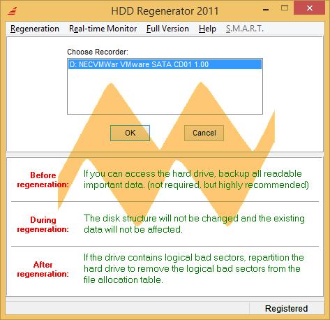 HDD Regenerator 2011