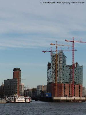 Elbphilharmonie Hamburg 2012, HafenCity
