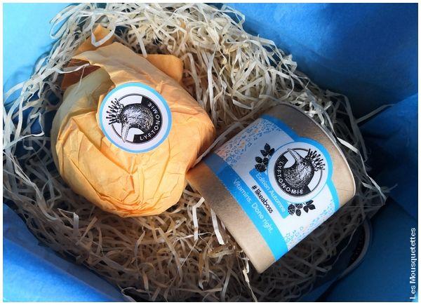Avis Blog : Contenu de la box Lyftonomie, compléments alimentaires d'Automne
