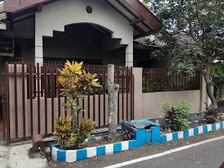 Rumah Dikontrakan di Jalan Titan Daerah Sulfat