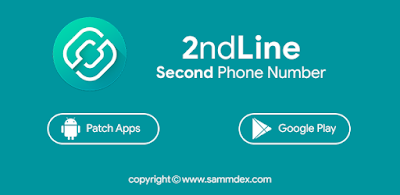 2ndLine Second Phone Number