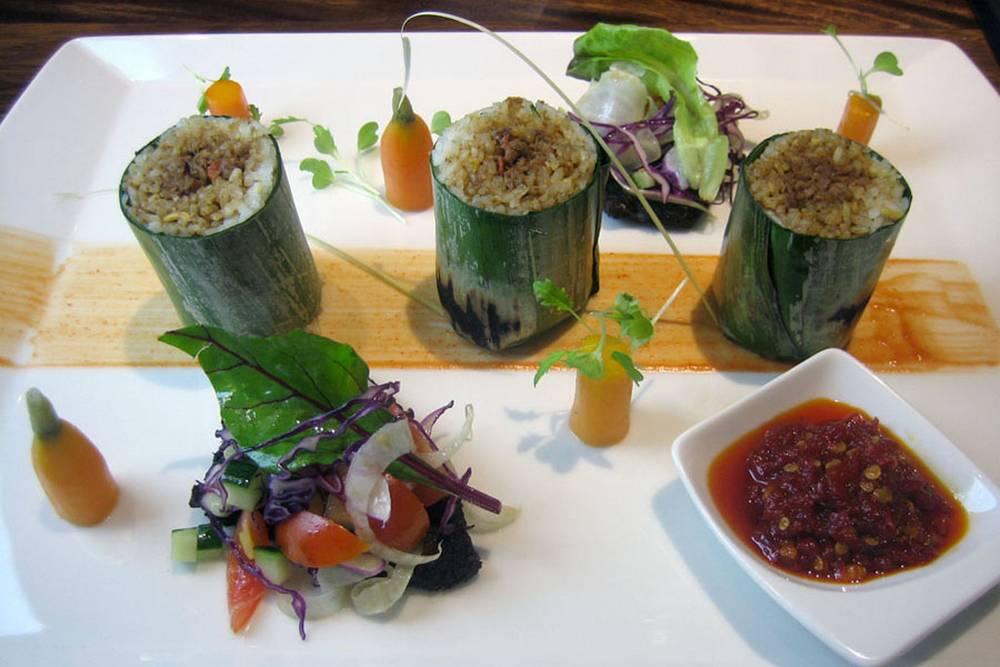 Nasi Bambu Sederhana (portalsatu.com)