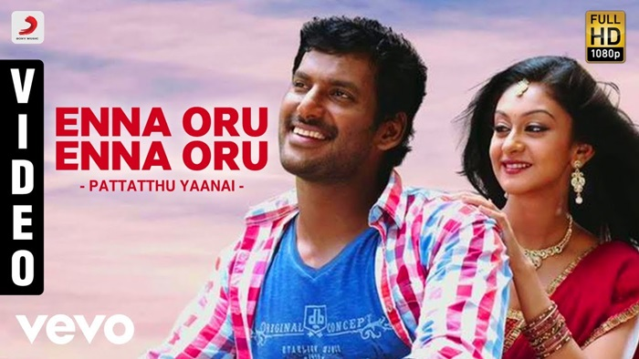 Enna Oru Enna Oru Video Song Download Pattatthu Yaanai 2013 Tamil