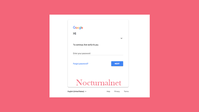 Cara Mengganti Password Akun Google (nocturnalnet.blogspot.com)