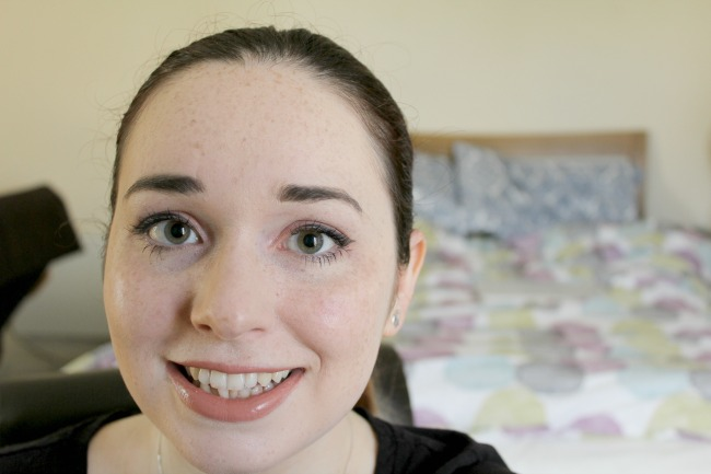 Everyday nude makeup look. Nourish ME: www.nourishmeblog.co.uk