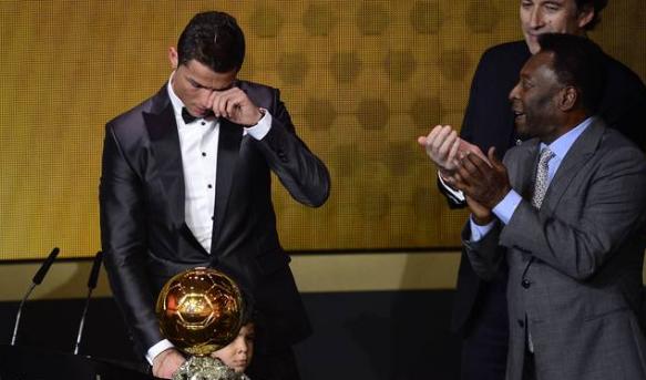 Cristiano Ronaldo Diprediksikan Akan Kembali Memperoleh Ballon d'Or