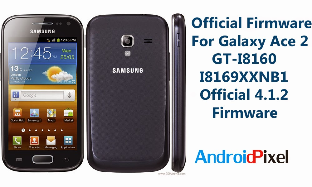 Download Samsung GALAXY Ace GT-S5830B firmware