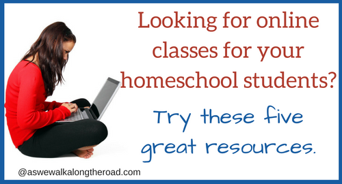 Homeschool classes online