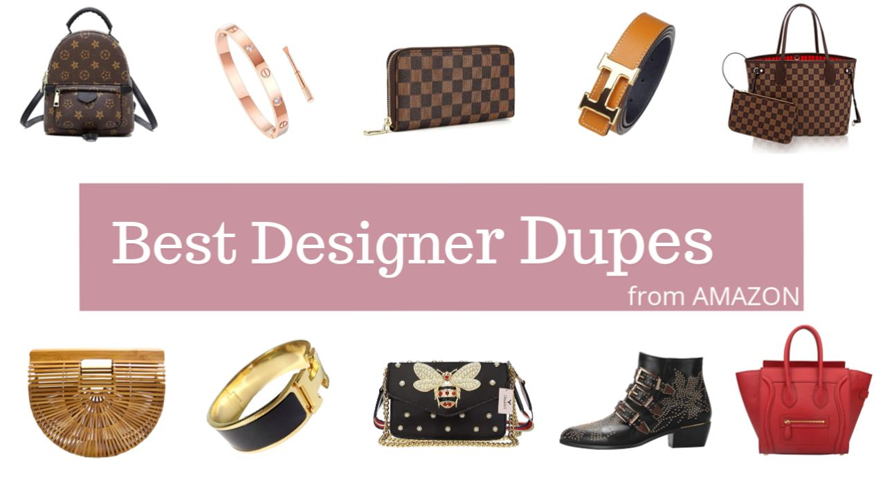 5652f5869461 I wanted to start a new series on here and share some of my favorite  designer dupes with you. I noticed dupes are all the rage right now on  social ...