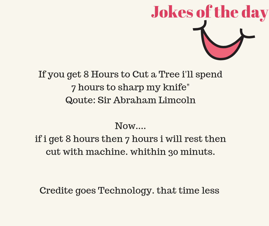 Qoute Sir Abraham Limcoln If You Get 8 Hours To Cut A Tree