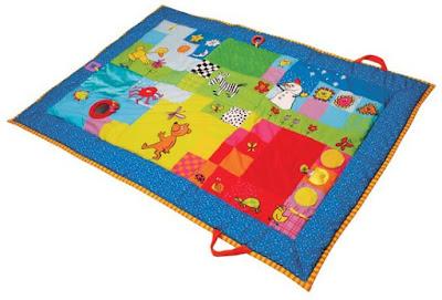 Taf Toys grote speelmat - speeldeken