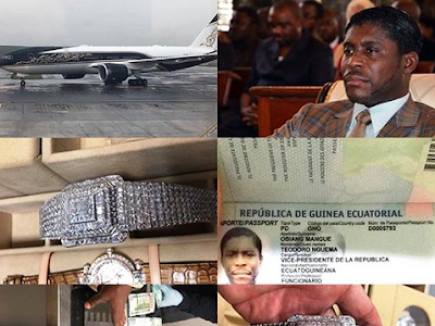 Brazil seizes $16m from Equatorial Guinea VP's delegation