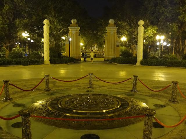 Parque Renmin en Guangzhou