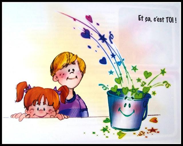 """avis """"le bonheur quotidien expliqué aux enfants"""" de Carol McCloud"""