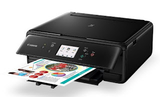 Canon Pixma TS6060 Printer Driver Download
