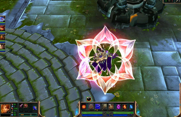 Mod Skin Leona Order of the Lotus