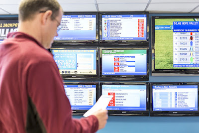 In The Betting Shop