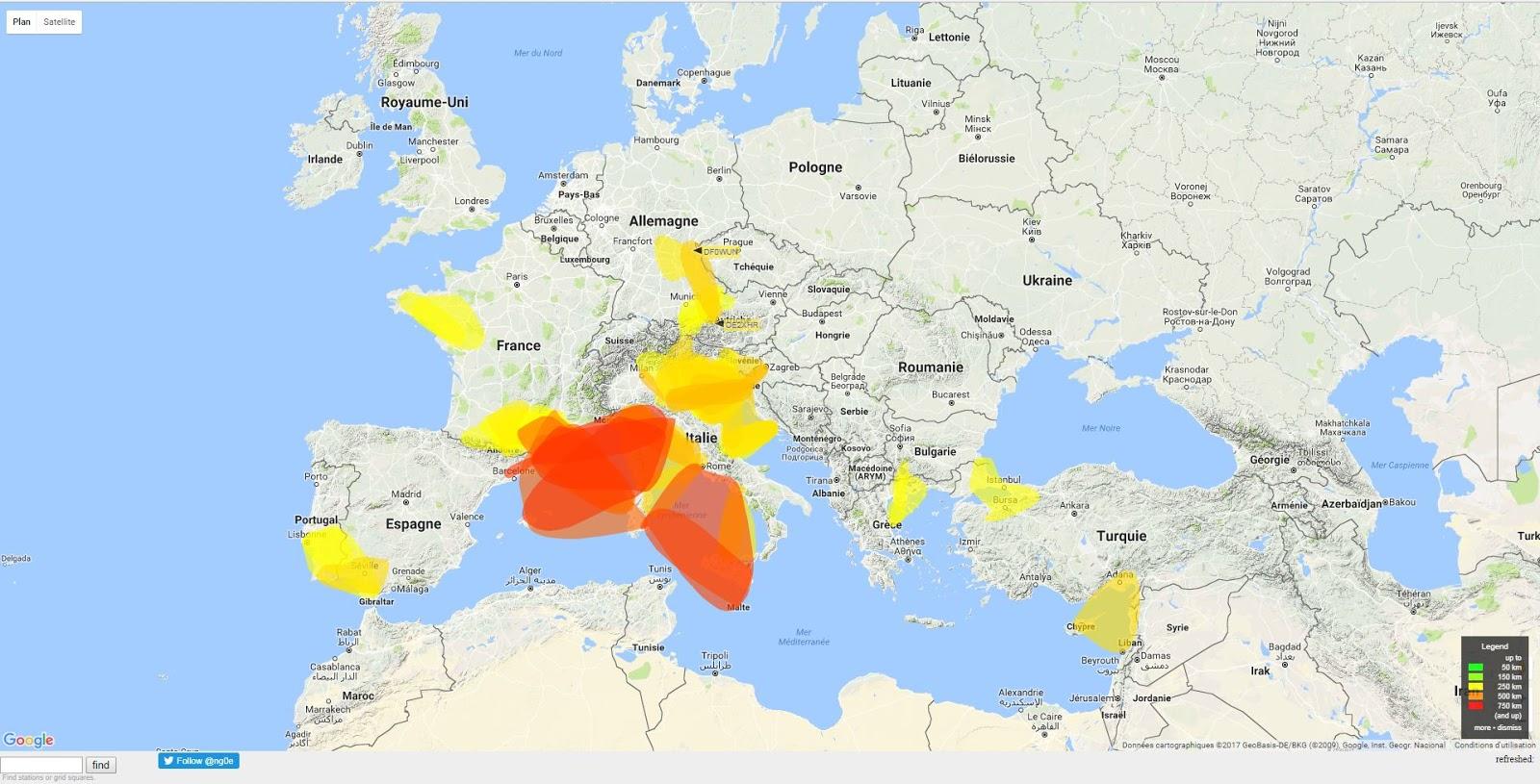 La carte montre la propagation de l'horreur du coronavirus alors que d'autres décès sont confirmés