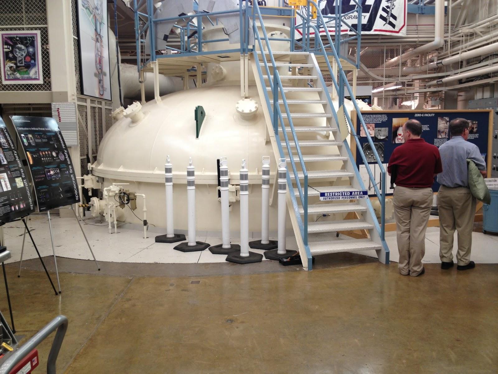 Section 106 in Ohio: NASA John Glenn Research Center