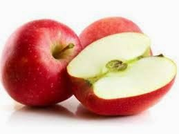 microondas-vazando-radiação-maçã