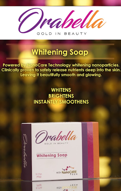 Orabella Whitening Soap