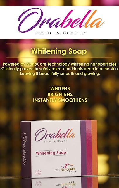 Orabella Whitening Soap