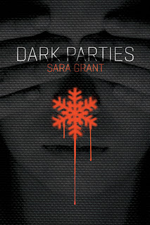 Review and Giveaway of Dark Parties by Sara Grant
