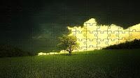 Amazing sky puzzle