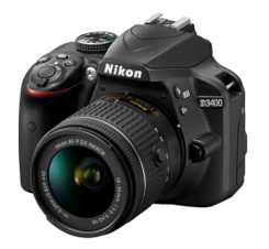Nikon Brings on Board D3400 for Snapping Impressive Images and Share over Social Networking Sites