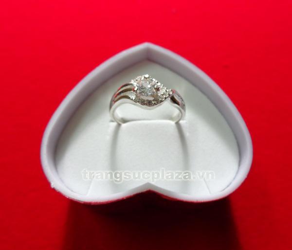 Nhẫn bạc nữ NN111