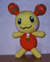 http://www.ravelry.com/patterns/library/amigurumi-doudou-orange-citron