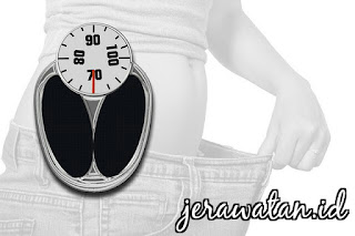 7 cara menurunkan berat badan cepat tanpa olah raga