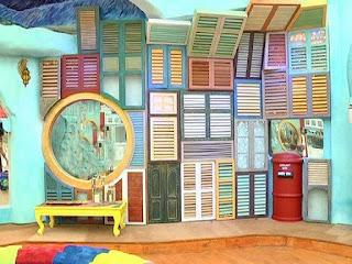 Bigg boss 9 house hall wallpapers