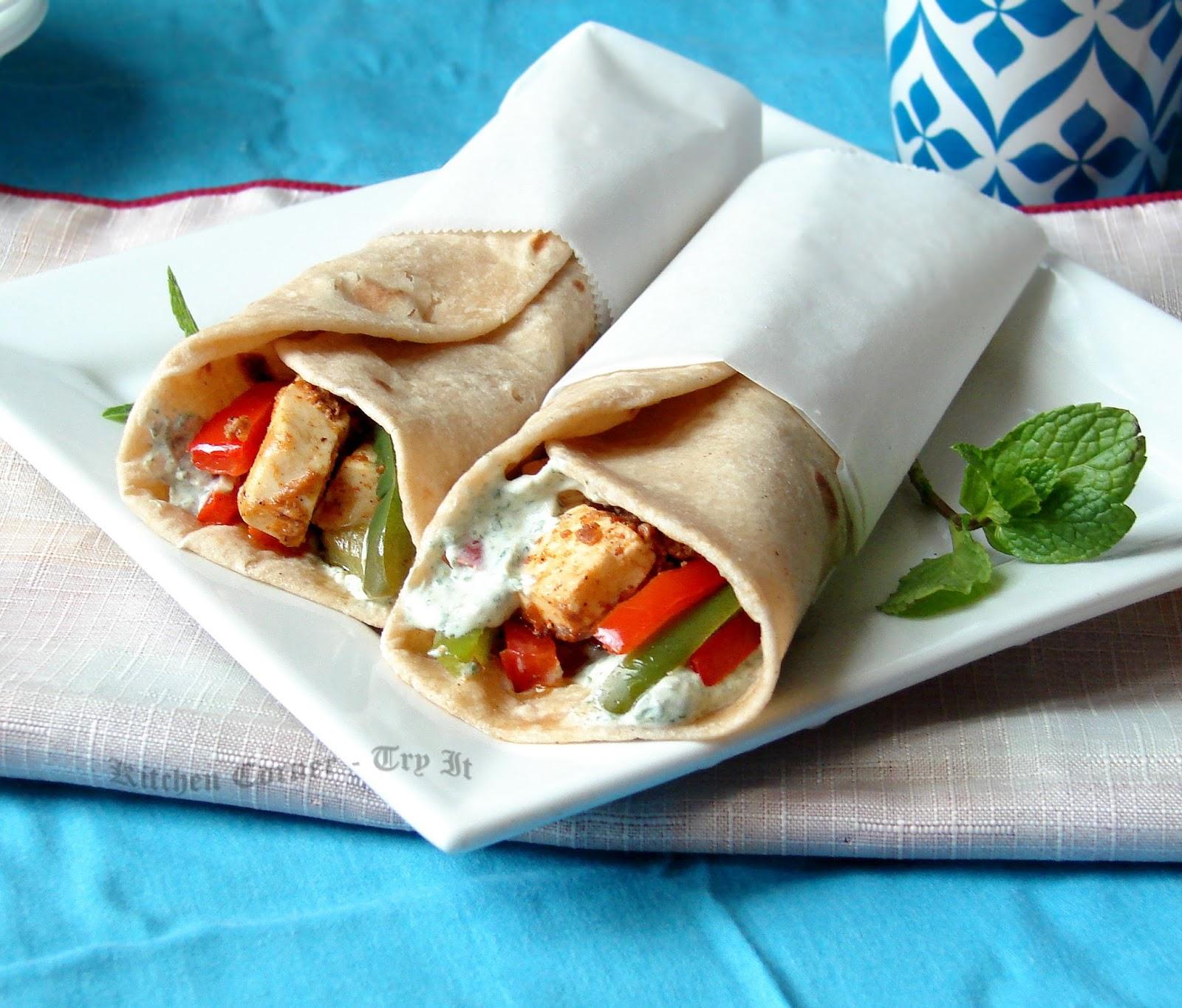 Kathi Rolls Recipe By Family Nestl Kitchen