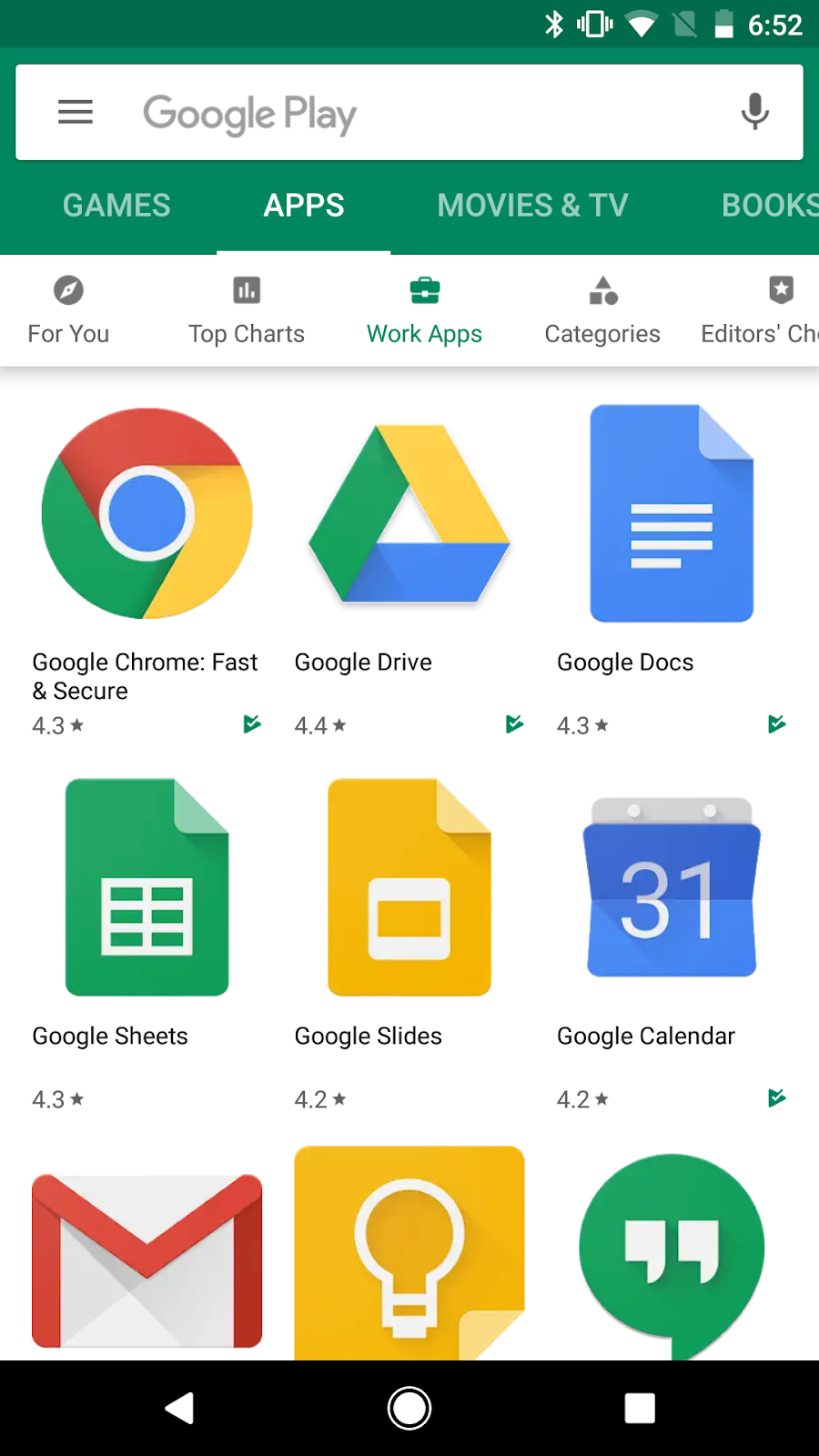 G Suite Updates Blog: Manage and distribute Android apps when using