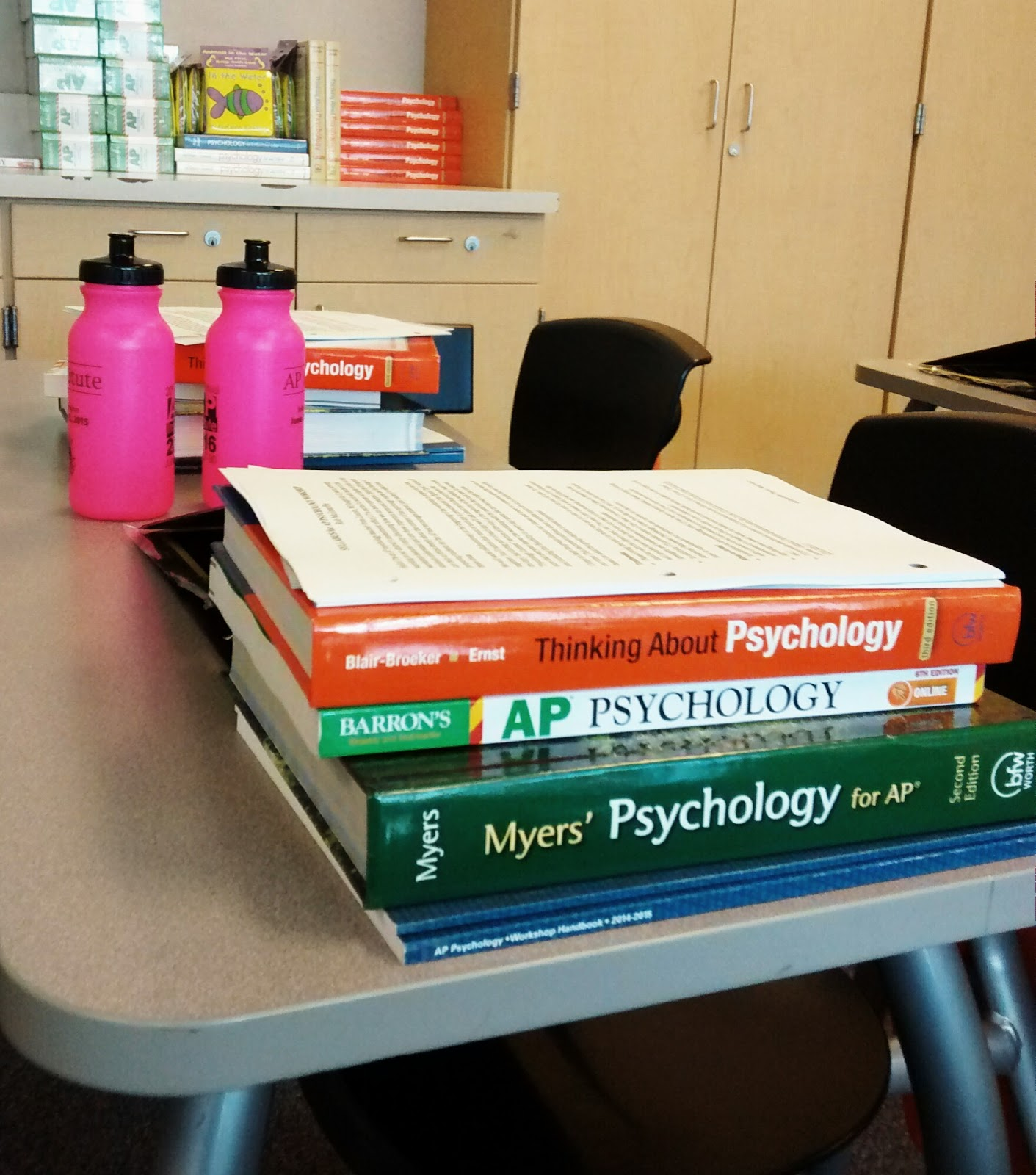 Psychology Lesson Plans For High School Students