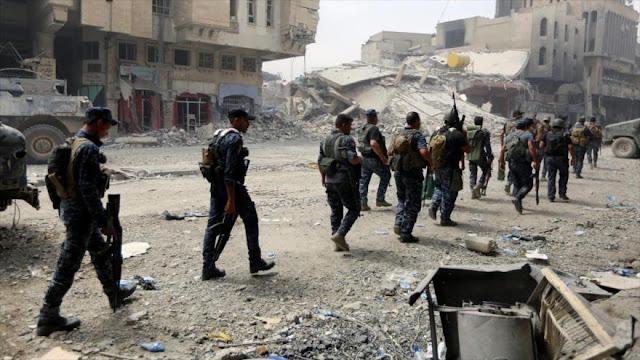 """Fracasado en Mosul, Daesh lanza ataques """"de distracción"""" en sur"""
