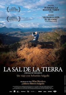 Documental La Sal de la Tierra
